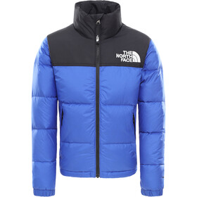 The North Face Retro Nuptse Down Jacket Kids TNF Blue